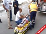 Otelin Penceresinden Düşen Kadın Yaralandı  online video izle