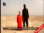 IŞİD'ten Korkunç İnfaz! ABD'li Gazetecinin Başını Kestiler  online video izle