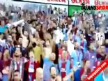 Trabzonspor taraftarından Cardozo bestesi (Ayşe Hatun Önal Çak Bi Selam)  online video izle