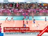 Türkiye Japonya maçı hangi kanalda saat kaçta? (NTVSPOR - World Grand Prix) İzle online video izle