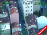 Helikopter destekli uyuşturucu operasyonu polis kamerasında