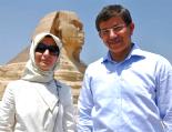 Ahmet Davutoğlu ve eşi Sare Davutoğlu kimdir? online video izle