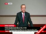 Erdoğan Açıkladı İşte Yeni Başbakan Ahmet Davutoğlu! (Tüm Konuşması) online video izle