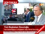 Mehmet Ali Şahin: Ahmet Davutoğlu Döneminin Başarılı Olacağını Düşünüyorum online video izle