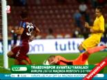 Trabzonspor - Rostov: 2-0 (Maçın geniş özeti ve golleri)  online video izle