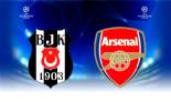Beşiktaş Arsenal rövanş maçı ne zaman hangi kanalda? online video izle