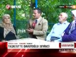 Taşkent'te Ahmet Davutoğlu Sevinci online video izle