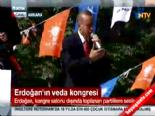 Seçilmiş Cumhurbaşkanı Erdoğan: Bu bir veda değil Fatiha'dır