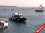 Cankurtaran'da gemi tekneye çarptı  online video izle
