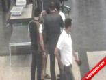 Havalimanındaki hırsızlık ve yakalanma anı kamerada  online video izle