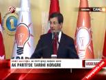 Ahmet Davutoğlu'nun Kongre Konuşması -1  online video izle