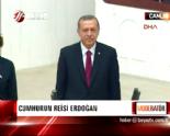 12. Cumhurbaşkanı Recep Tayyip Erdoğan TBMM'de yemin etti Haberi online video izle
