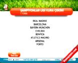 İşte Galatasaray'ın Şampiyonlar Ligi'ndeki Muhtemel Rakipleri  online video izle