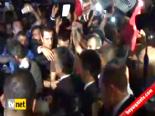 Abdullah Gül İstanbul'da sloganlarla karşılandı  online video izle