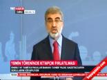 Enerji Bakanı Taner Yıldız elektrik kesintileri ile ilgili açıklama yaptı haberi