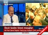 Hüseyin Çelik: Gül ve Erdoğan birbirinin tamamlayıcı unsurlarıdır