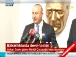 Mevlüt Çavuşoğlu görevini Volkan Bozkır'a devretti  online video izle