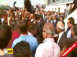 Ahmet Davutoğlu ve Beşir Atalay birlikte Cuma namazına gitti  online video izle