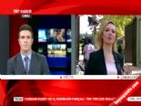 TRT Haber spikeri Tijen Karaş canlı yayında fena yakalandı  online video izle