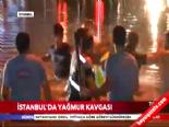 Vatandaşlar Su Tahliyesi Yapan İşçiye Saldırdı  online video izle
