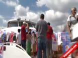 Vatandaşlar Gemilerle AK Parti Mitingine Akın Etti online video izle