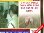 7 yaşındaki kız diri diri toprağa gömüldü