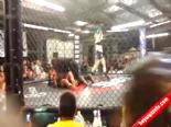 Kadın Dövüşcüden 5 saniyede nakavt