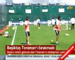 Beşiktaş İbrahim Toraman'la Yola Devam Edecek - (Beşiktaş Transfer Haberleri 2014-2015)
