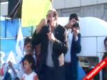 Diyarbakır'da Başbakan'a Destek Mitingi  online video izle