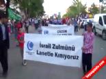 AGD'den Aksaray'da Gazze İçin Yürüyüş  online video izle