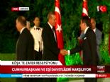 Osman Gökçek Köşk'te 'Zafer' resepsiyonunda Haberi online video izle