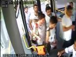 Otobüs şoförüne dayak kamerada online video izle