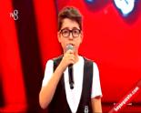 O Ses Türkiye Çocuklar - Azizcan Aratoğlu 'Ah Bu Ben' Performansı dinle&izle