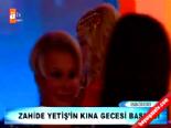 Zahide Yetiş canlı yayında kına yaptı  online video izle