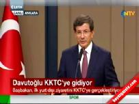 Davutoğlu KKTC'ye gidiyor  online video izle