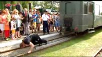 Jakub Krzemian 60 Tonluk Treni Saçıyla Çekti!  online video izle