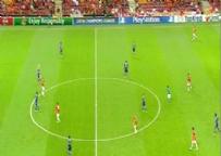 Galatasaray Anderlecht: 1-1 Maç Özeti İzle (16 Eylül 2014) online video izle