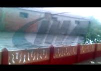 Balıkesir / Gönen'deki Sel Anı Amatör Kamerada
