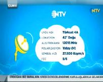 NTV Turksat 4A Uydusu Yeni Frekans Bilgileri