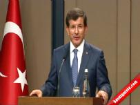 Davutoğlu: Sınır valilerimize talimat verdik Haberi