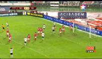 Beşiktaş Asteras Tripolis: 1-1 Maç Özeti ve Golleri (18 Eylül 2014)