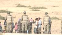 Suriye Sınırında Zaman Zaman Gerginlik Yaşanıyor