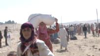 IŞİD Zulmünden Kaçanlar Türkiye'ye Alınıyor