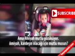 Yeni kardeşi olacağını öğrenen çocuğun annesine isyanı online video izle