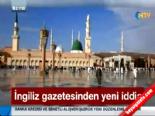 Korkunç iddia: Hz. Muhammed'in kabri yıkılabilir!
