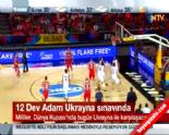 Türkiye Ukrayna Milli Basketbol Maçı Hangi Kanalda Canlı Yayınlanacak? online video izle