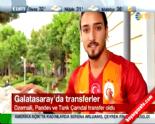 Galatasaray'ın Yeni Transferleri Tarık Çamdal, Pandev ve Dzemaili İmzayı Attı  online video izle
