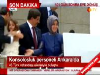 Başbakan Ahmet Davutoğlu'nun Esenboğa Konuşması