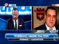 İbrahim Kızıl: Pozisyon penaltıysa başkanlığı bırakırım