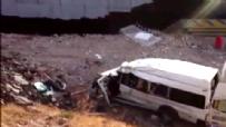 Malatya Düğün Dönüşü Trafik kazası: 6 ölü, 4 yaralı